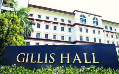 BIA ĐÁ NGÀI GILLIS - STELE'S GILLIS
