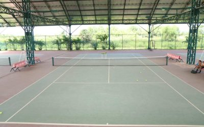 SÂN TENNIS - TENNIS COURT